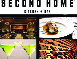 $20 of Comfort Food & Drinks for $10 @ Second Home, Kitchen + Bar