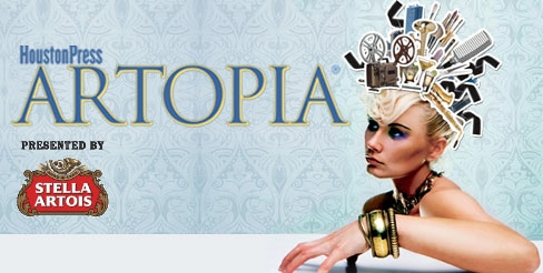 $20 for 1 ticket to Houston Press Artopia (Reg. $40)