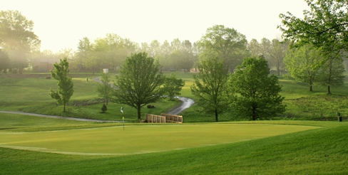 2 rounds of golf for $30 at Highlands in Forest Park