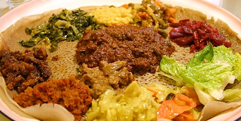 $7 for $15 of Ethiopian Fare & Drinks at Habesha