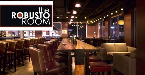 $20 for $40 of cocktails and cigars at the Robusto Room