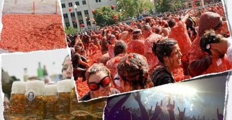 $30 for 1 ticket to Seattle's Tomato Battle on Sept. 24th ($60 value)