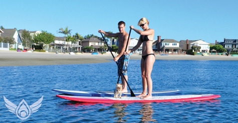 $22 for one-month unlimited paddleboard membership from FUZE Paddle Club