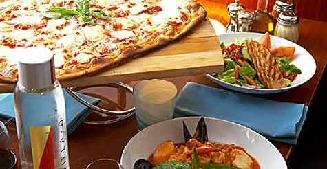 $25 for $50 of Italian Food at Villa-O