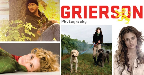 $75 for a Photography Session from Grierson Photography