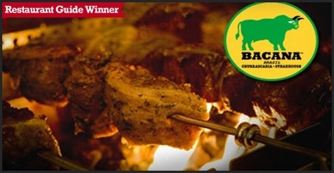 $15 for $30 of food & drink at Bacana Brasil