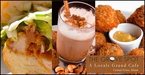 $15 for $30 worth of food & drinks at The Grove Spot