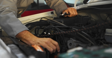 $29 for an oil change, tire rotation & brake inspection from University Service Auto Repair