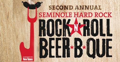 $35 for one VIP admission to Hard Rock-N-Roll BBQ presented by New Times, Saturday, June 30th