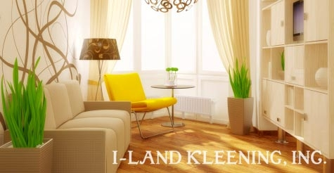 $35 for house cleaning up to 3 bedrooms/1500 sq. ft. from I Land Kleening