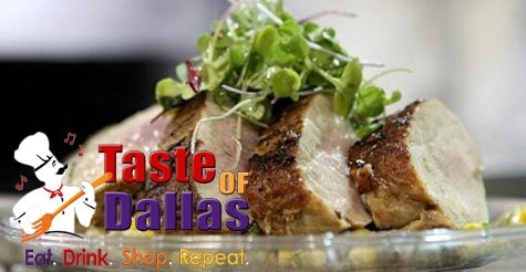 $8 for 2 admission tickets to Taste of Dallas, July 13-15th