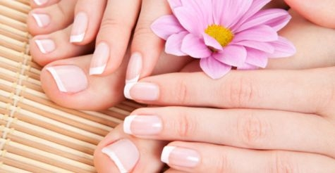 $30 for a manicure & pedicure from P2 Nails