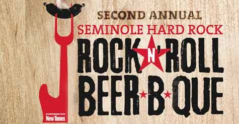 $23 for one GA ticket to Rock n' Roll Beer-B-Que