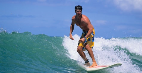 $49 for a 90-minute semi-private surf lesson from Star Surf