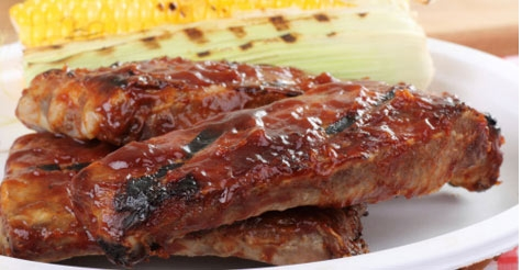 $10 for $20 of food & drink at Mama Faye's BBQ
