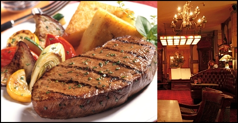 $25 for $50 toward the purchase of two entrees from the traditional dinner menu