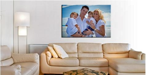 $49 for a 20x24-inch photo canvas print