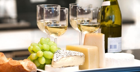 $25 for 1 Wine Tasting Class with Cheese Pairings