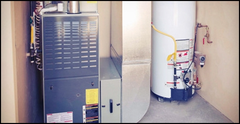 $45 for a furnace tune-up from Gravlin A/C and Heating
