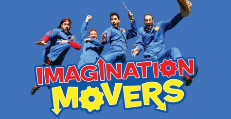 $14 Ticket to Imagination Movers