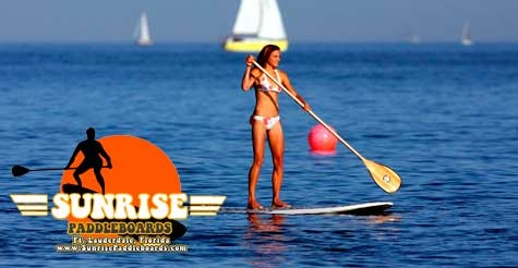 $28 for a 2-hour Venice of America Tour & Lesson at Sunrise Paddleboards