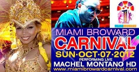 $10 for one admission to Miami Broward One Carnival