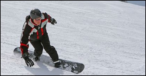 $10 for snowboarding for two at Wirth Winter Recreation Area