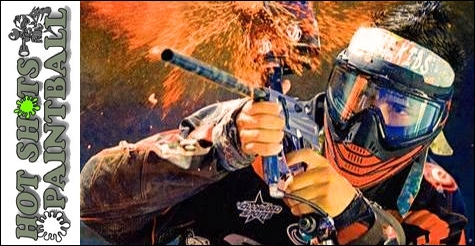 $17 for a Full Day Paintball Experience at Hot Shots Paintball (reg. $35)