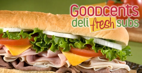 Get deal alerts for Mr. Goodcents Subs & Pastas