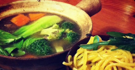 $25 for $50 in food & drink at Kinsen Noodles & Bar