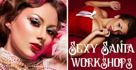 $49 for registration to Sexy Santa Workshop presented by BurlesqueMN