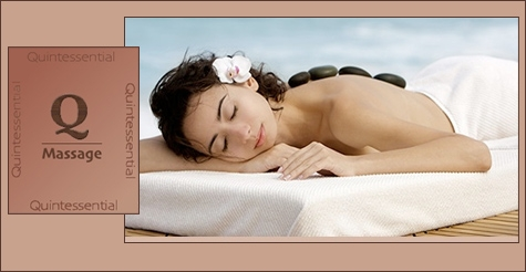 $99 for 3 one-hour massages at Quintessential Massage