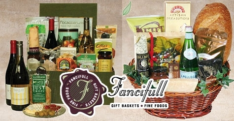 $25 for $50 of gifts from Fancifull Gift Baskets