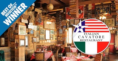 Voice Daily Deals 20 For 40 At Cavatore Italian Restaurant