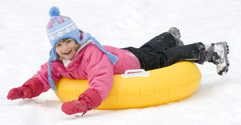$17 for Full Day of Snow Tubing at Mountain High