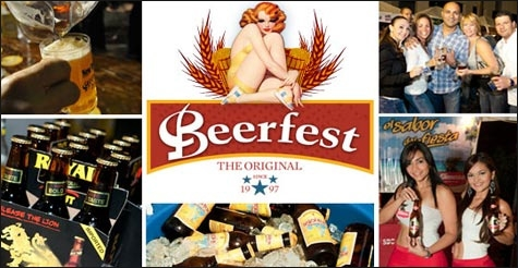 $15 for one GA admission to the 16th Annual New Times Beerfest