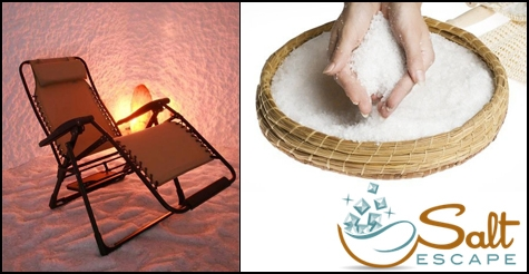 $45 for 2 Halotherapy Sessions at Salt Escape