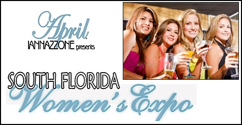 $7 for 1 entry to the South Florida Women's Expo 2014 on May 9th
