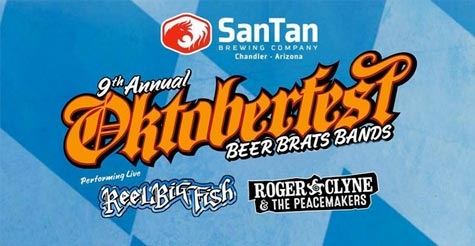 voice daily deals 6 ticket to see reel big fish at the santan oktoberfest. Black Bedroom Furniture Sets. Home Design Ideas
