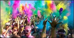 $23 for registration to The Color Burst 5K
