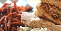 $10 for $20 worth of food & drink at Nuff Sandwiches