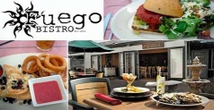 $10 for $30 worth of food & drinks from Fuego Bistro