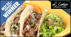 $10 for $20 of brunch or lunchtime fare & drinks at El Camino