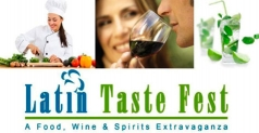 GA or VIP Admission to Latin Taste Fest