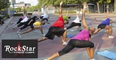 $49 for 5 weeks of boot camp classes from Rock Star Fitness
