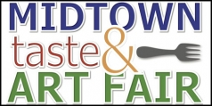 $10 for VIP tasting experience at Midtown Taste and Art Fair